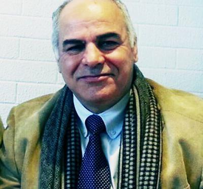 Ehsan Davari